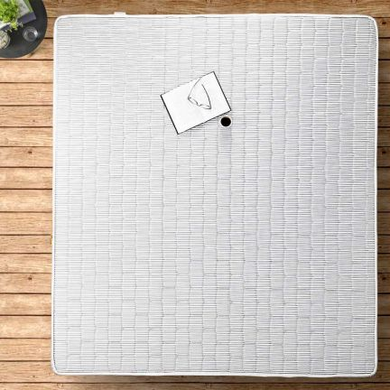 Smood Essential 5 Inches Foam Mattress for King Size Beds