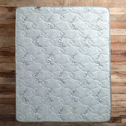 Smood LuxuryPlus Pocket Spring 10 Inch Mattress for Queen Size Beds