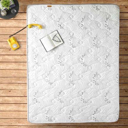 Smood Ultra Comfort 8 Inches Mattress for Queen Size Beds
