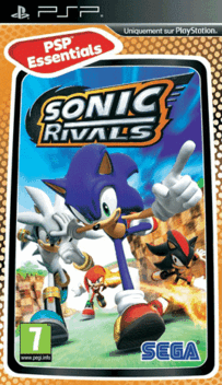 Sonic Rivals 2 UK Edition Sony PSP video game