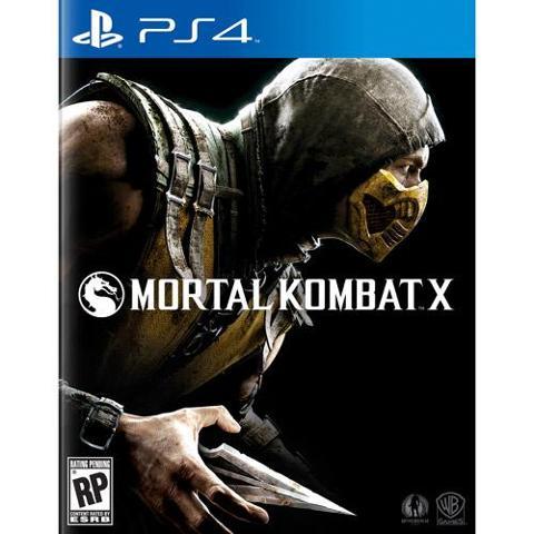 Take2 Games Mortal Kombat X PLAYSTATION 4 GAME