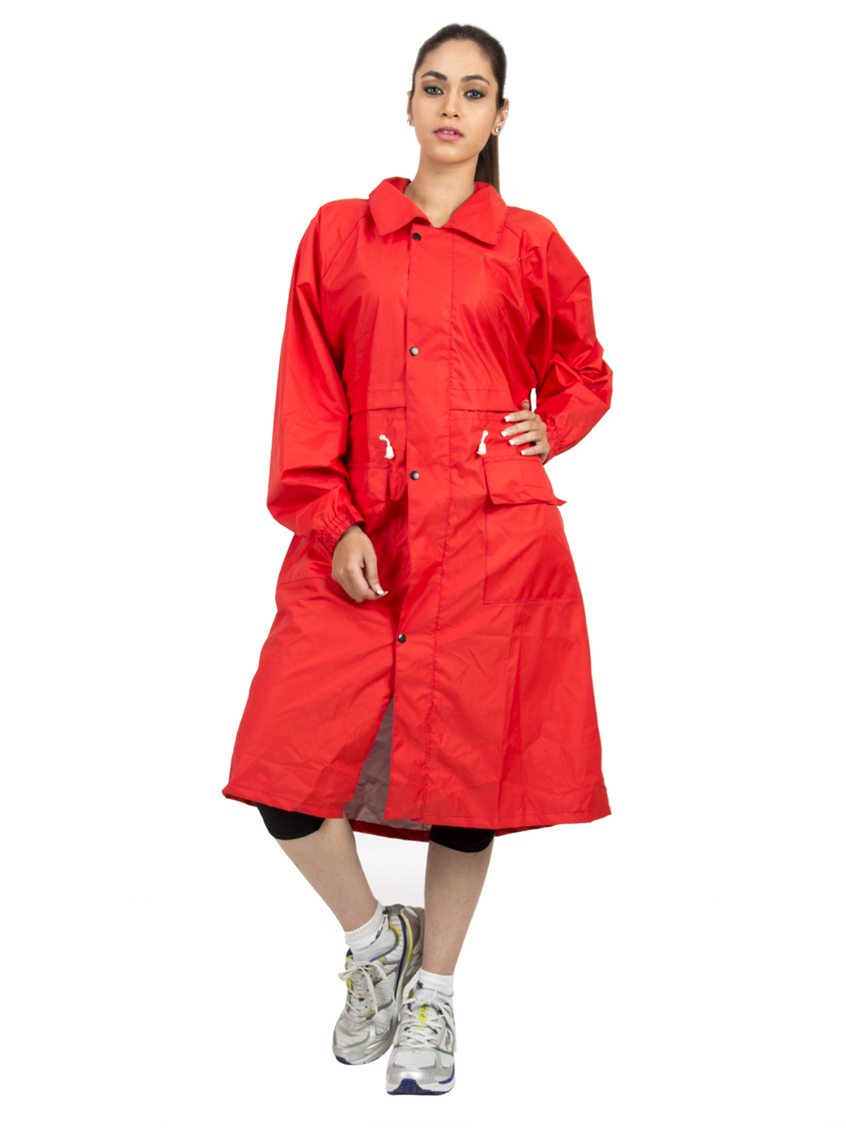 Versalis  Long Rain coat for ladies