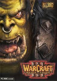 WarCraft III: Reign of Chaos Mac Game DVD