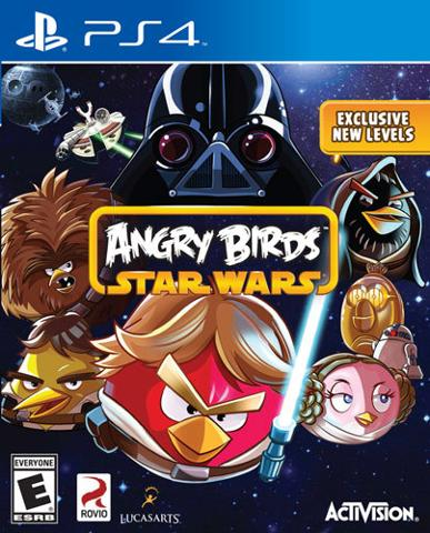 Angry Birds: Star Wars PLAYSTATION 4 GAME