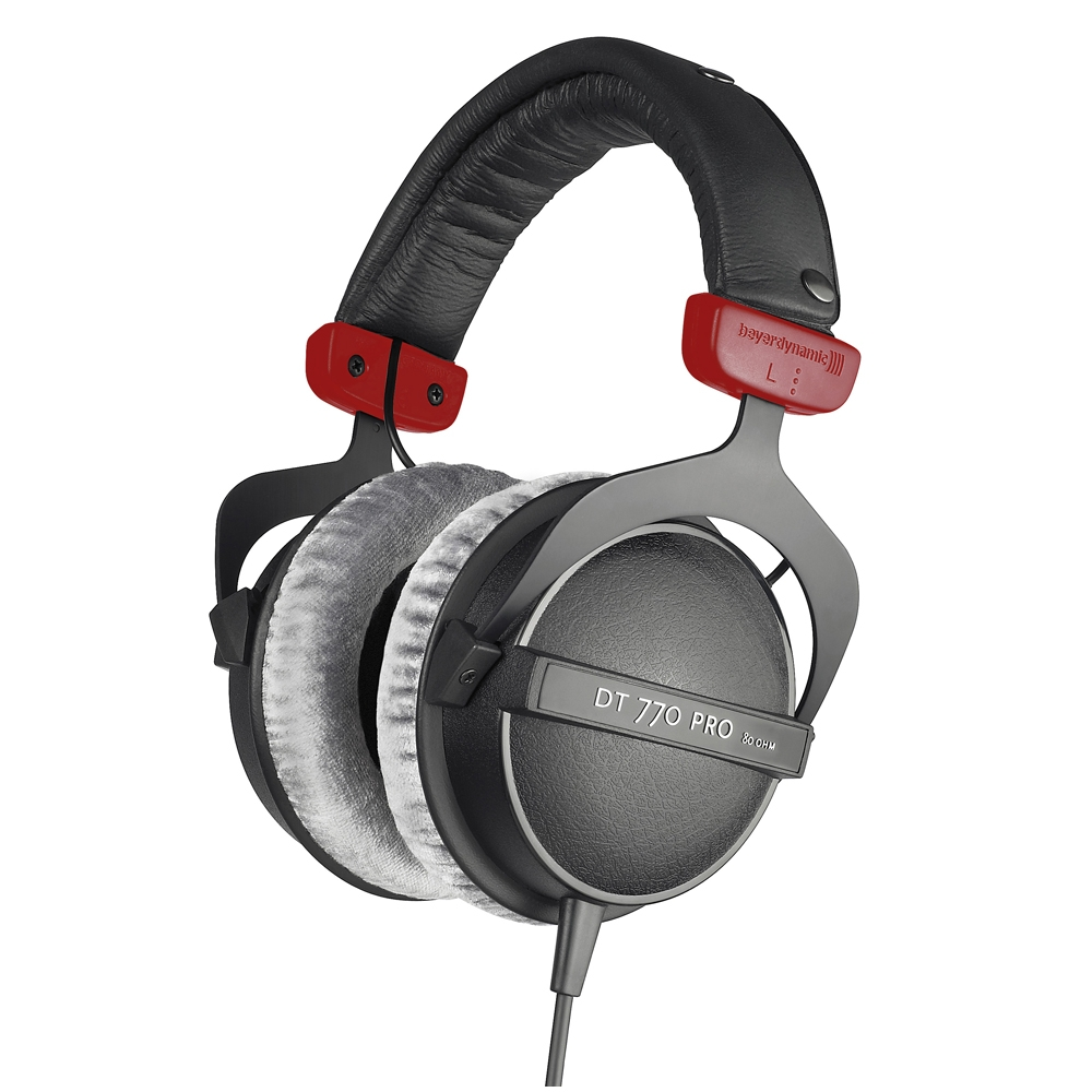 Beyerdynamic DT 770 PRO LTD 80 OHM Closed Dynamic Headphone