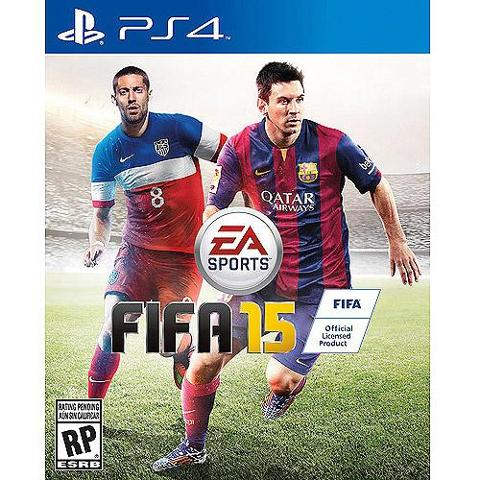 FIFA 15 PS4 video game