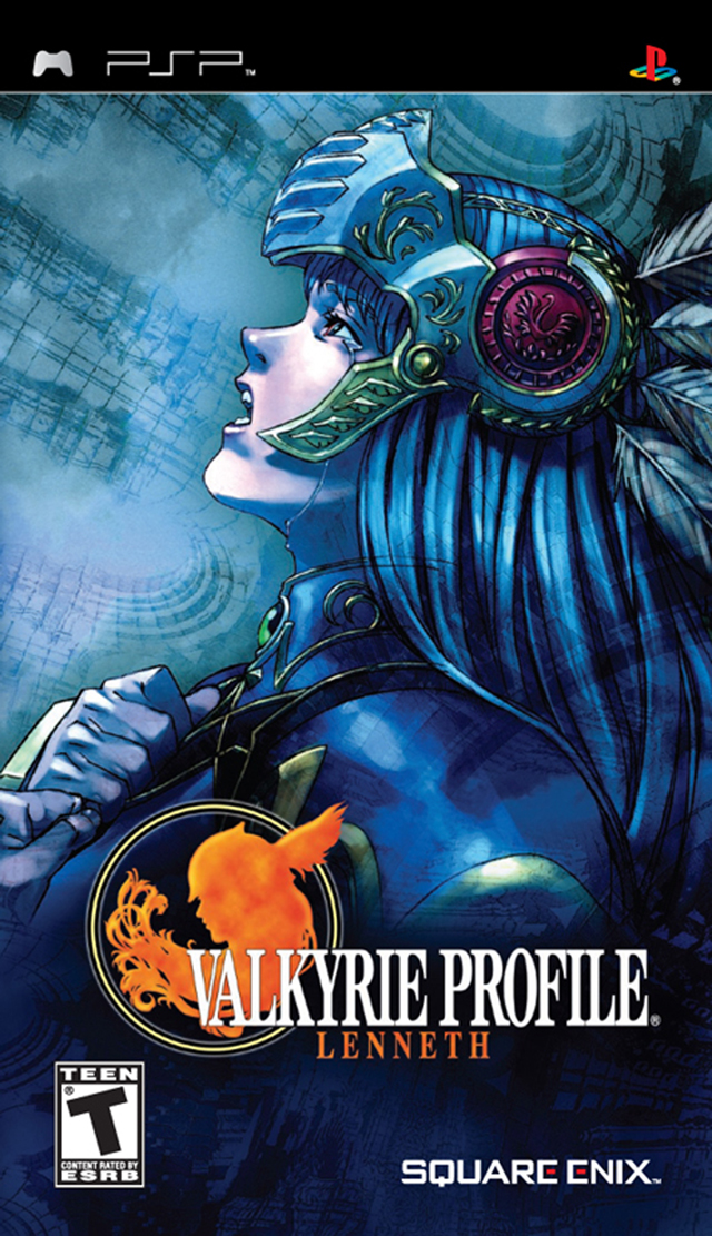 Valkyrie Profile: Lenneth Sony PSP video game