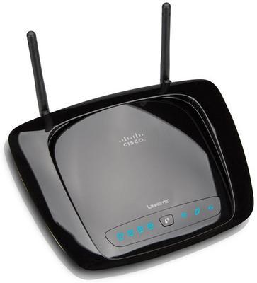 Cisco Linksys WRT160NL Wireless-N Broadband Linux With Storage Link (Black)