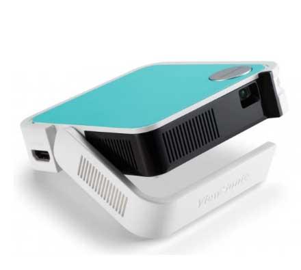 ViewSonic M1 mini Plus Smart LED Bluetooth Pocket Projector with JBL Speaker