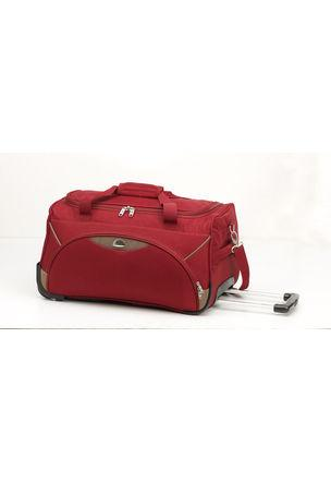 VIP Spice Duffle Trolley 62 (Red)