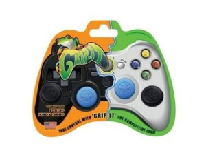 Total Control Grip-iT Analog Stick Covers for PS3