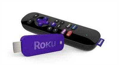 Roku HDMI Streaming Stick with remote controller