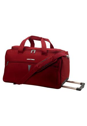 VIP Spirit Duffle Trolly 55 (Red)
