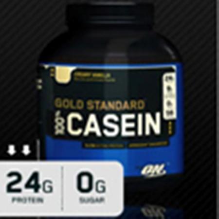 Optimum Nutrition 100% CASEIN Protein - Protein Powder