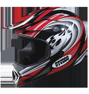 Studds Motocross  Helmet