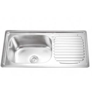 Futura Designer Drain Board FS405 Kitchen Sink