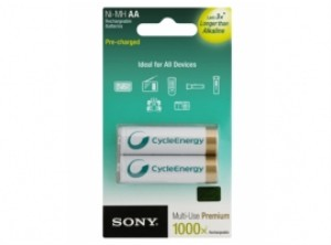 Sony Camera Rechargeable Battery  NH-AA-B2KN