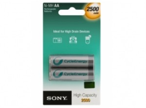 Sony Camera Rechargeable Battery NH-AA-B2EN