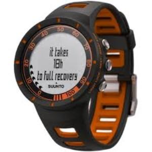 Suunto quest orange unisex watch
