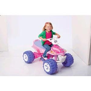 Power Wheels Disney Princess Trailrider Toy