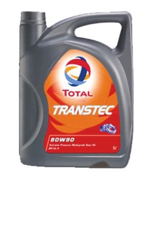 Total Transtec Gear Oil 80W90