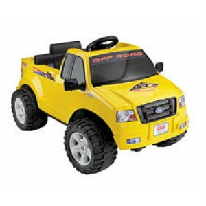 Power Wheels Fisher-Price 6 Volt F150 Ride On