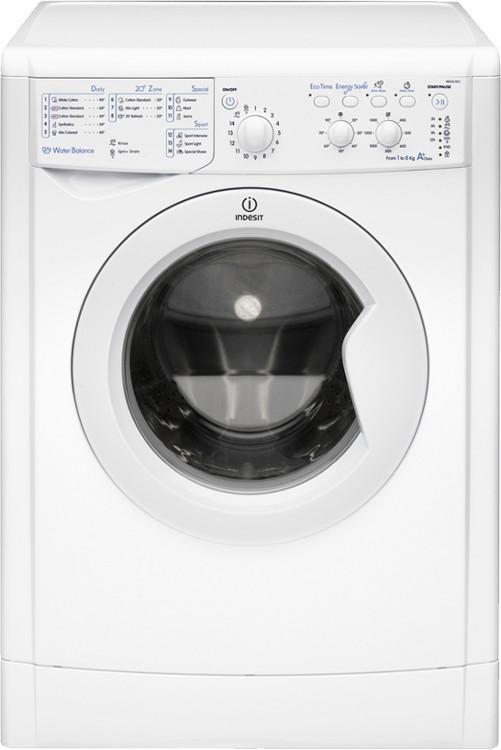 Indesit 1400 Spin 6kg  Front loading Washing Machine