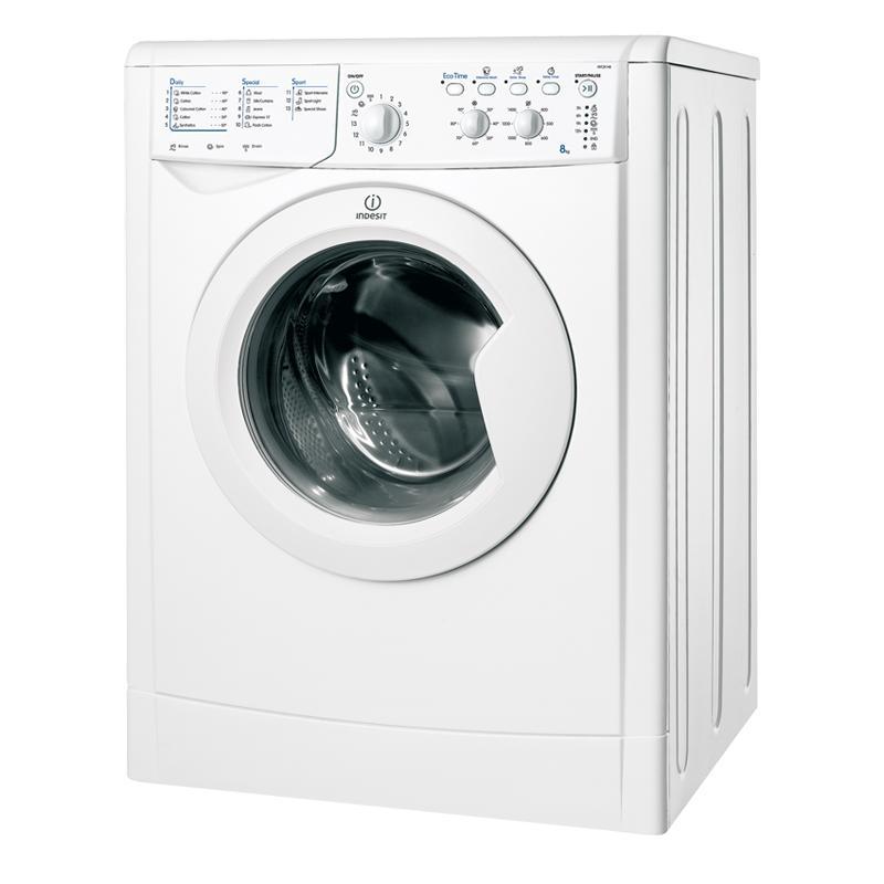 Indesit IWC81481ECO 1400rpm 8kg  Front loading Washing Machine