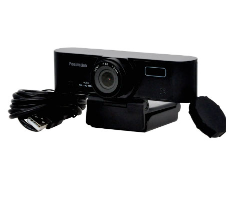Peoplelink iCam WHD 1080 12X USB Video Conference Camera - Webcam