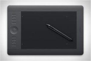 Wacom  Intuos5 touch Small Pen Tablet
