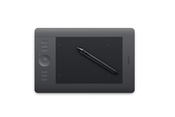 Wacom Intuos5 Small Pen Tablet Model PTK-450/K0-C
