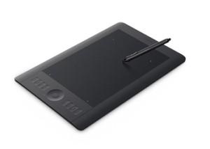 Wacom  Intuos5 touch Medium  Pen Tablet Model PTH-450/K0-C
