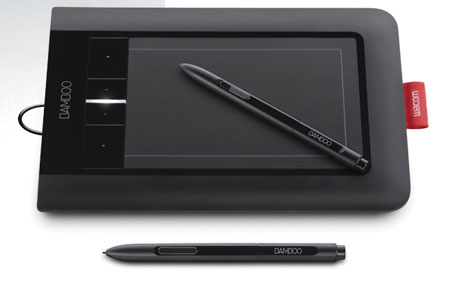 Wacom Bamboo Pen Tablet Model CTL-470
