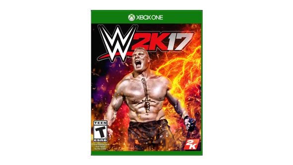 Microsoft WWE 2K17 for Xbox One