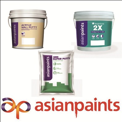 Asian Paints Exterior Wall Putty Powder Rs 30 Kilogram Goyal Brothers Id 11592167548