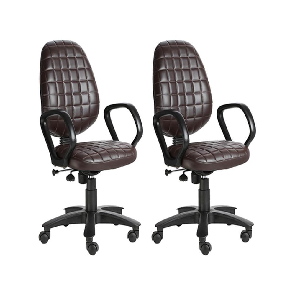 VJ Interior Moreno Task Chair Buy Two at Price of One VJ-410C