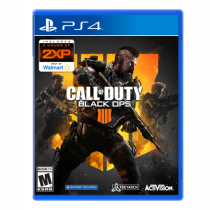 Call of Duty Black Ops 4 Playstation 4 Only at Wal-Mart Video Game