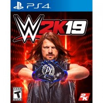 WWE 2K19 2K PlayStation 4 Video Game
