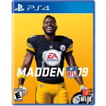 Madden NFL 19 Electronic Arts PlayStation 4 Video Games
