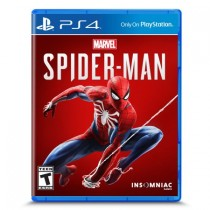 Marvel's Spider-Man Sony PlayStation 4 Video Game