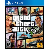 Grand Theft Auto V Rockstar Games PlayStation 4 Video Game