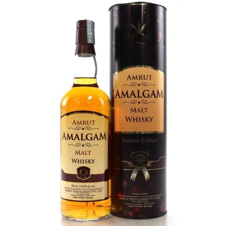 Amrut Amalgam Malt Whisky