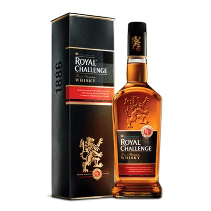 Royal Challenge Select Premium Whisky