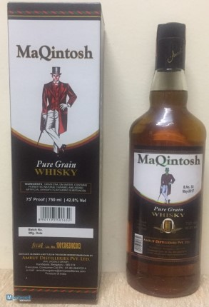 Maqintosh Pure Grain Whisky
