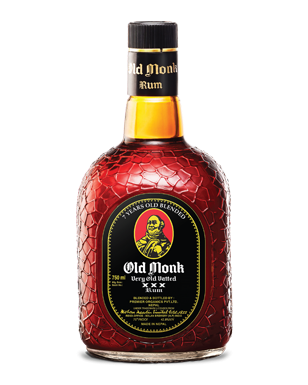 Old Monk Select XXX Premium Rum 750 ml