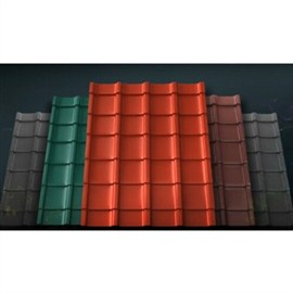 Oralium Grantile Roofing Sheet 0.50mm Thick  (Per Sq.ft)