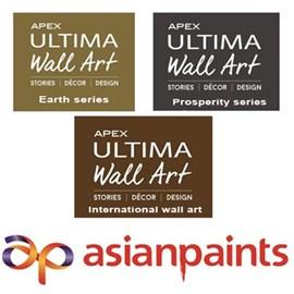 Asian Paints Exterior Ultima Wall Art