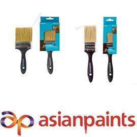 Asian Painting Brushes- Enamel