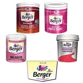 Berger Paints Exterior (Emulsions)