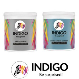 Indigo Paints Interior Platinum Series